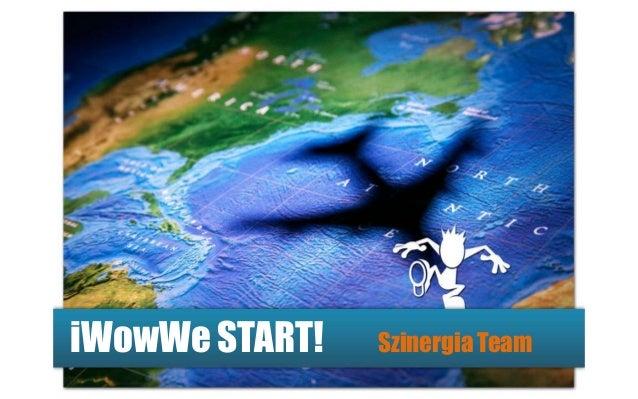 iWowWe START! Szinergia Team