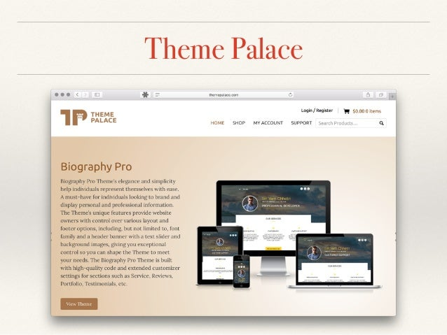 Sakin grabbed the chance ❖ He uploaded a theme and it was downloaded a lot. ❖ He grabbed the fact and built theme business...