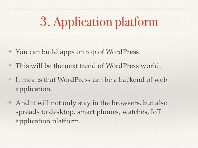 Make WordPress Org