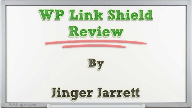 WP Link Shield Review
