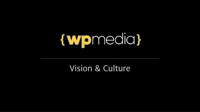 Vision & Culture