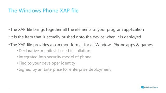 Windows Phone 8 - 17 The Windows Phone Store