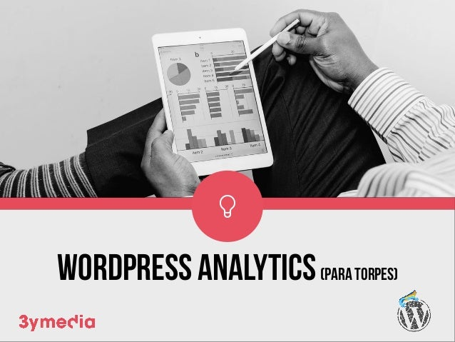 ! wordpress analytics(para torpes)