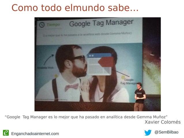Enganchadoainternet.com @SemBilbao Filtrar tráfico interno Filtra tu IP y la de tu ciente