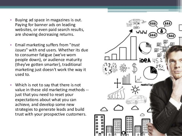 Developing a Content Marketing Strategy for Your Business Slide 2