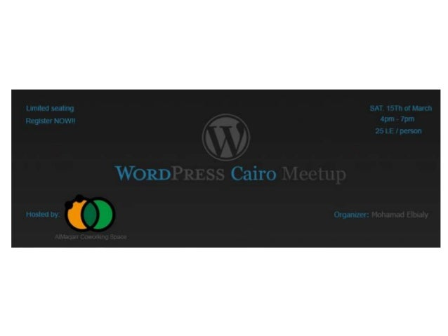 Who am I? - I'm mohamad Elbialy and I've been working with WordPress for 3 years Mostly doing themes for clients. - I also...