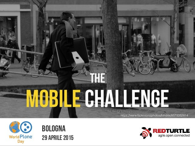 THE Mobile Challenge Bologna 29 Aprile 2015 https://www.flickr.com/photos/hindrik/8578352814