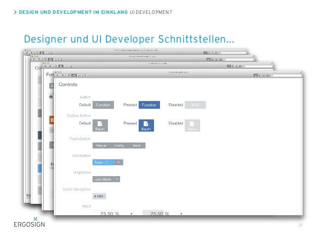 Schön Ui Entwicklerzusammenfassung Galerie - Dokumentationsvorlage ...