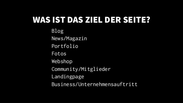 Das richtige WordPress-Theme finden Slide 3