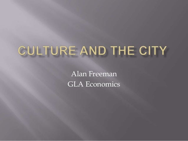 Alan Freeman GLA Economics
