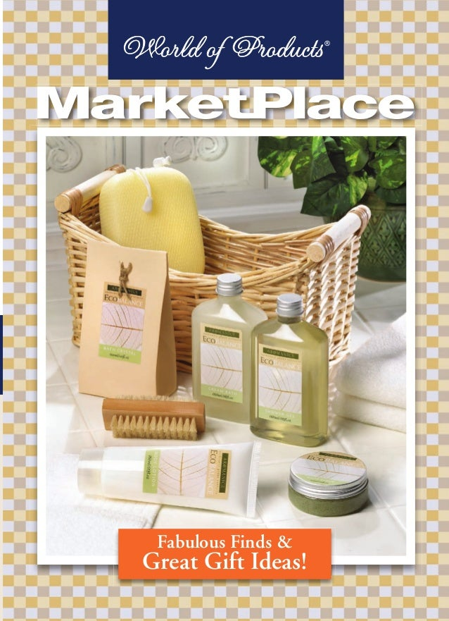 World of Products     ®                        Fabulous Finds &                      Great Gift Ideas!BC-FCWMPF13.indd 3  ...