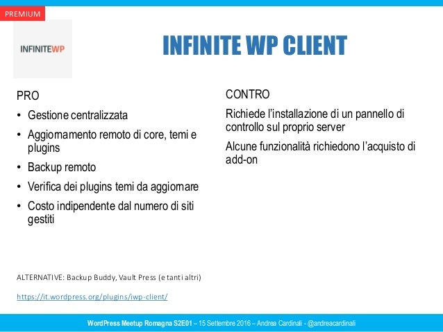 My WordPress Toolbox - WordPress Meetup Romagna #13 - 15 Settembre 20… slideshare - 웹