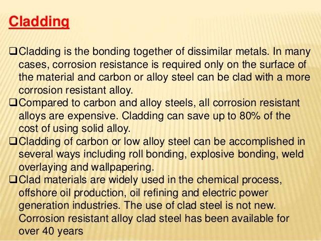 electroslag strip cladding process