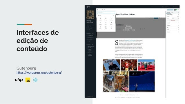 Interfaces de edição de conteúdo Customizer https://developer.wordpress.org/themes/customize-api/