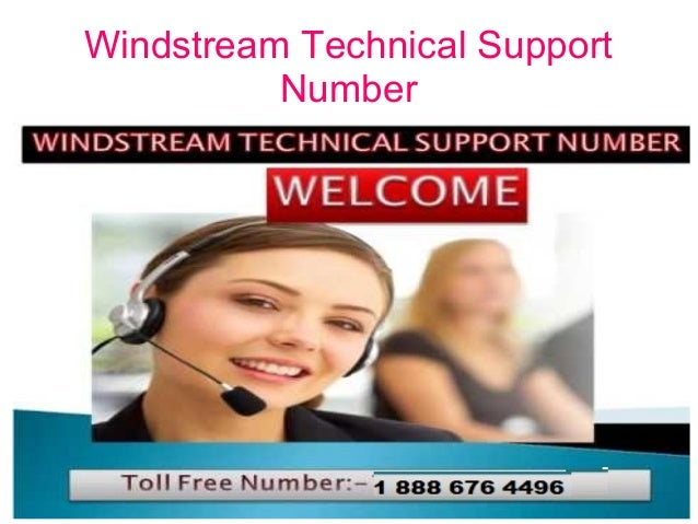 Windstream Technical Support Number