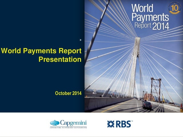 0  The information contained in this presentation is proprietary. Copyright ©2014 Capgemini. All rights reserved.  October...