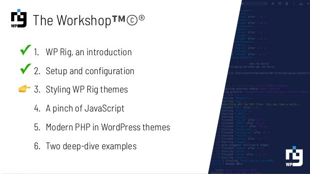 Classes Components Namespaces Modern architecture No more WordPress PHP shenanigans