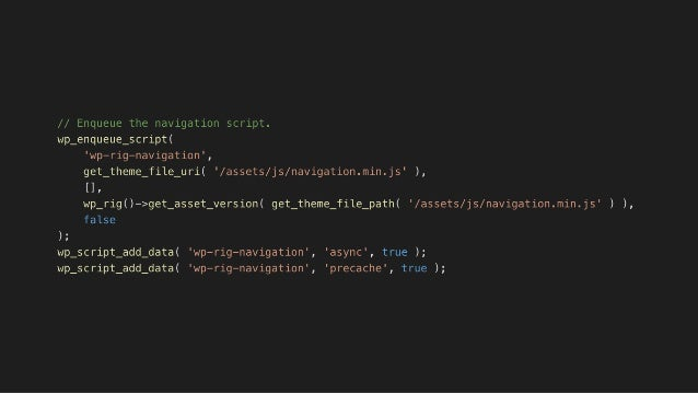 Building the next generation of themes with WP Rig 2.0