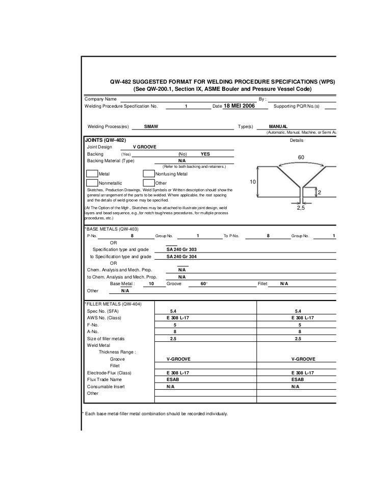 WPS-PQR (welding-pengelasan)