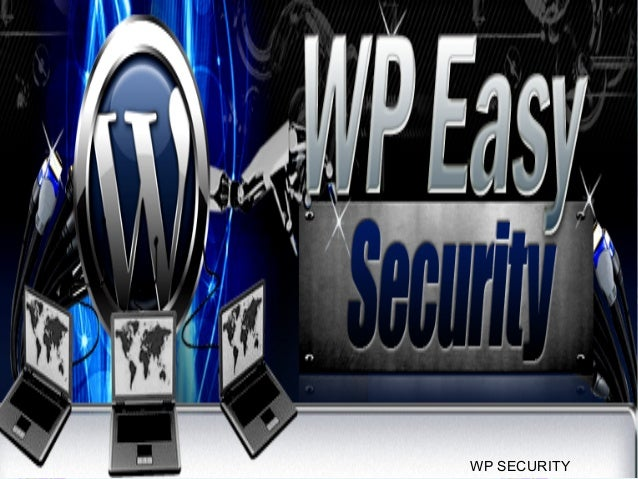 WP SECURITY