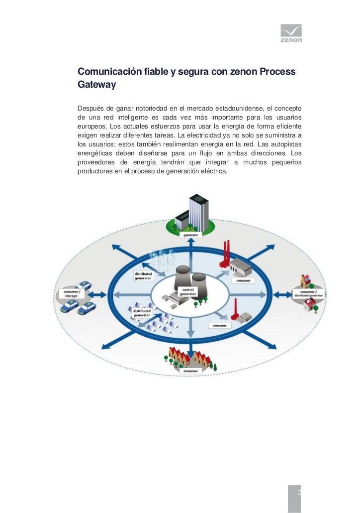 Comunicación fiable y segura con zenon ProcessGatewayDespués de ganar notoriedad en el mercado estadounidense, el concepto...