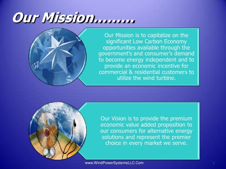 Our Mission………                 Our Mission is to capitalize on the                 significant Low Carbon Economy         ...
