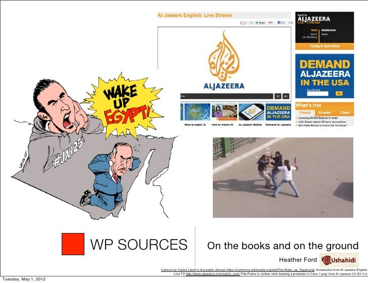 WP SOURCES                             On the books and on the ground                                                     ...