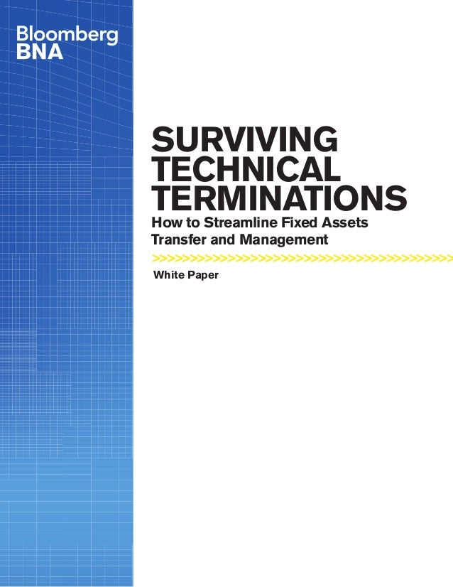 form 1065 technical termination  Surviving Technical Terminations; How to Streamline Fixed ...