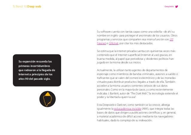 Su software cuenta con tantas capas como una cebolla –de ahí su nombre en inglés- para proteger el anonimato de los usuari...