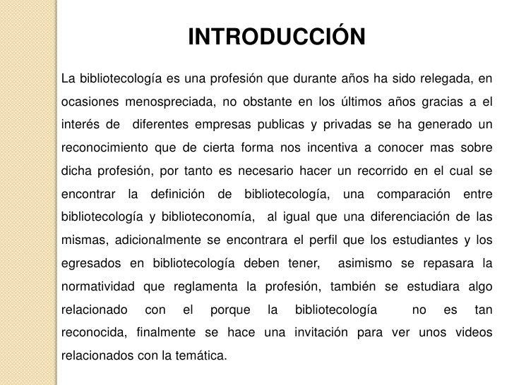 bibliotecologia en colombia  Slide 3