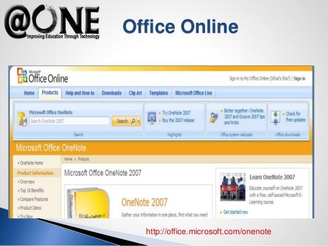 onenote 2007 templates