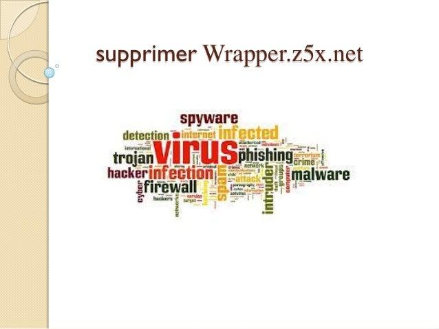 supprimer Wrapper.z5x.net