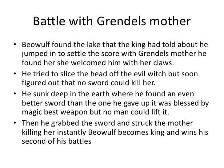 wrath of grendel