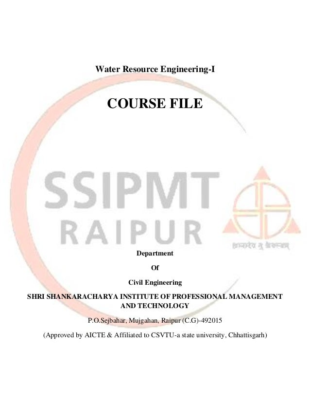 Water Resources Engineering Book By Bc Punmia