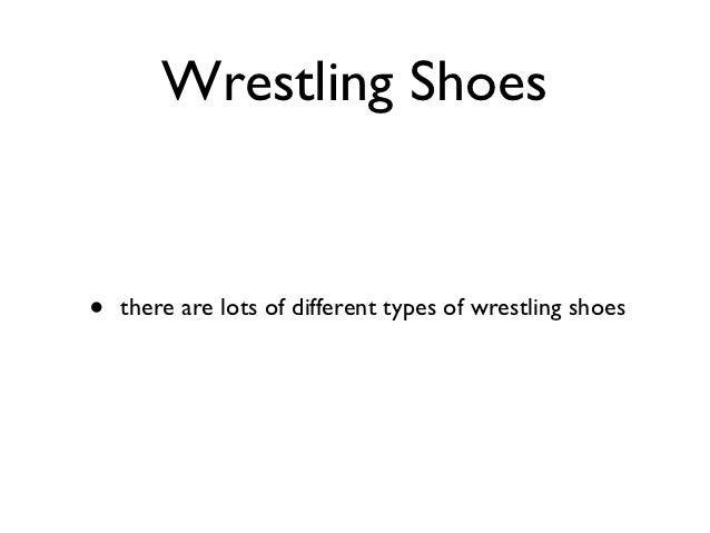 Wrestling presentation Slide 3