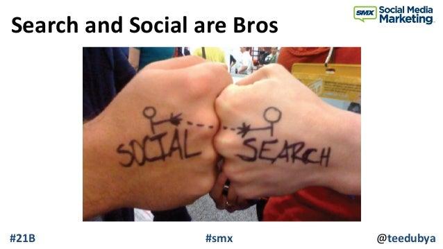 SEO for Social Media Managers - SEOcial Media Awesomeization, BRO (#SMX #21A) Slide 2