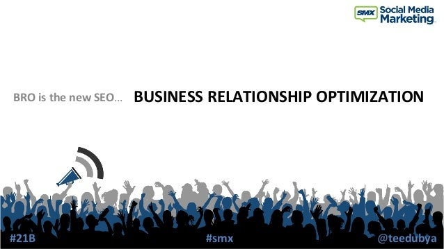SEO for Social Media Managers - SEOcial Media Awesomeization, BRO (#SMX #21A) Slide 3