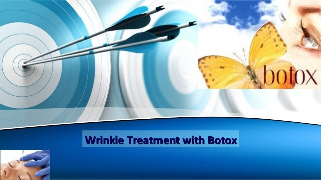 Wrinkle Treatment with Botox