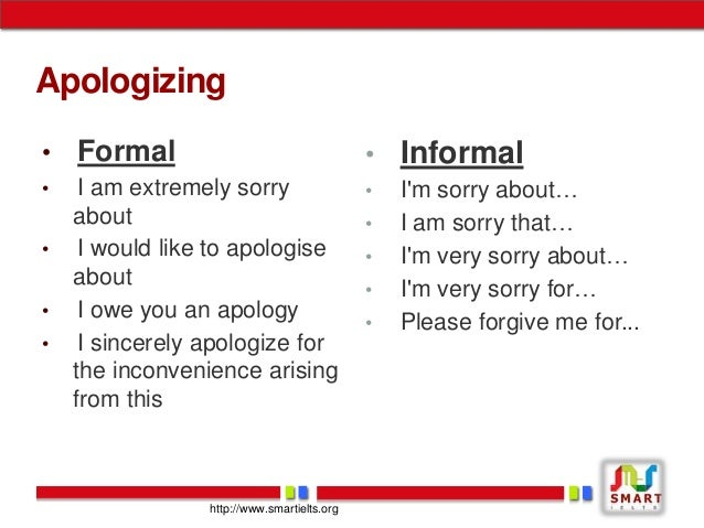 Best Photos of Formal Apology Template   Professional Apology