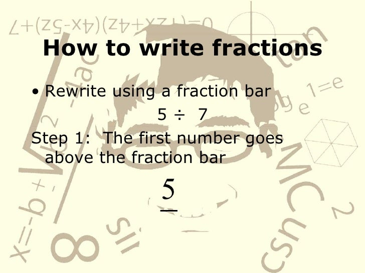 write two equivalent fractions An equivalent fraction is a fraction that represents the same value when both the numerator and the denominator are multiplied by the same number an online equivalent fraction calculator to calculate the equivalent fractions for the entered fraction value.