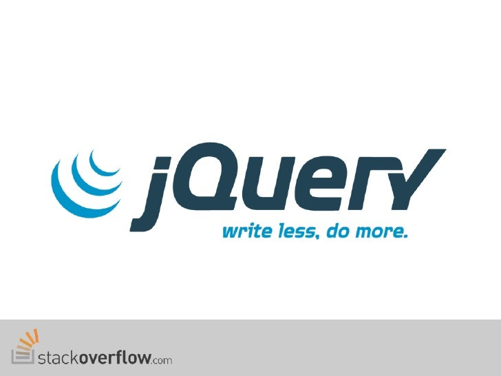 Overview  • Who, what and why of jQuery • 5 core jQuery concepts • Overview of jQuery API • Building a plugin in 6 steps •...