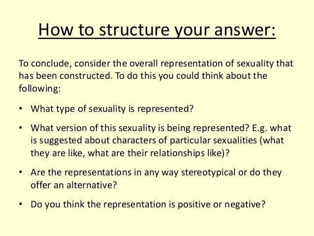 three essays on sexuality summary How to do the history of psychoanalysis: a reading of freud's three essays on the theory of sexuality arnold no brief summary can.
