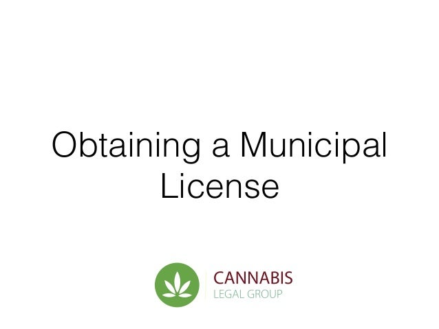 How to Write a Winning Medical Marijuana Business License