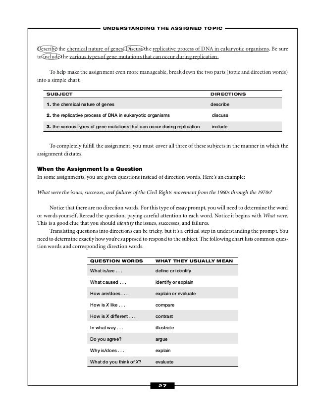 How To Write Better Essays Pdf