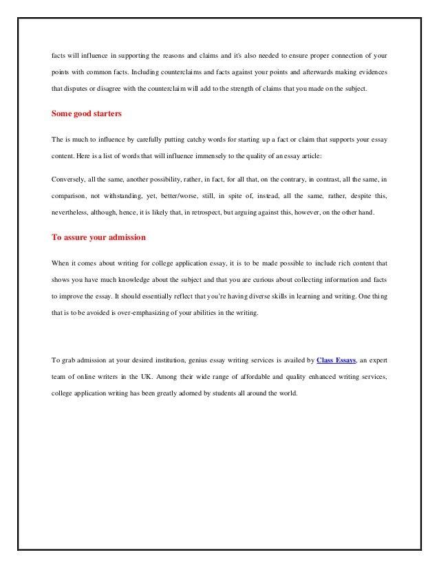 Us based essay writing service