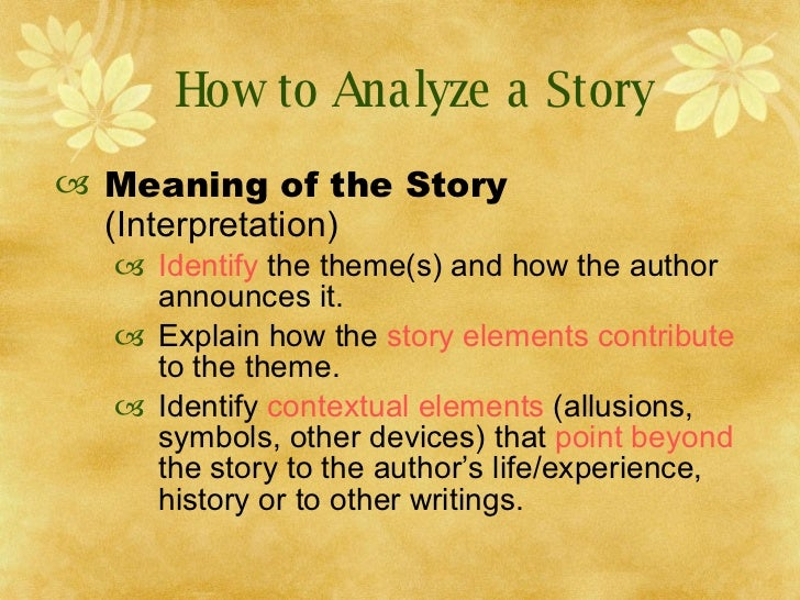 literary analysis essay the story of an hour