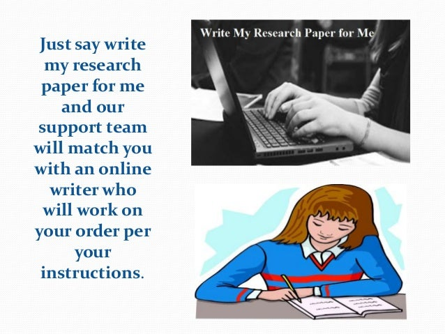 Write my research paper write my paper