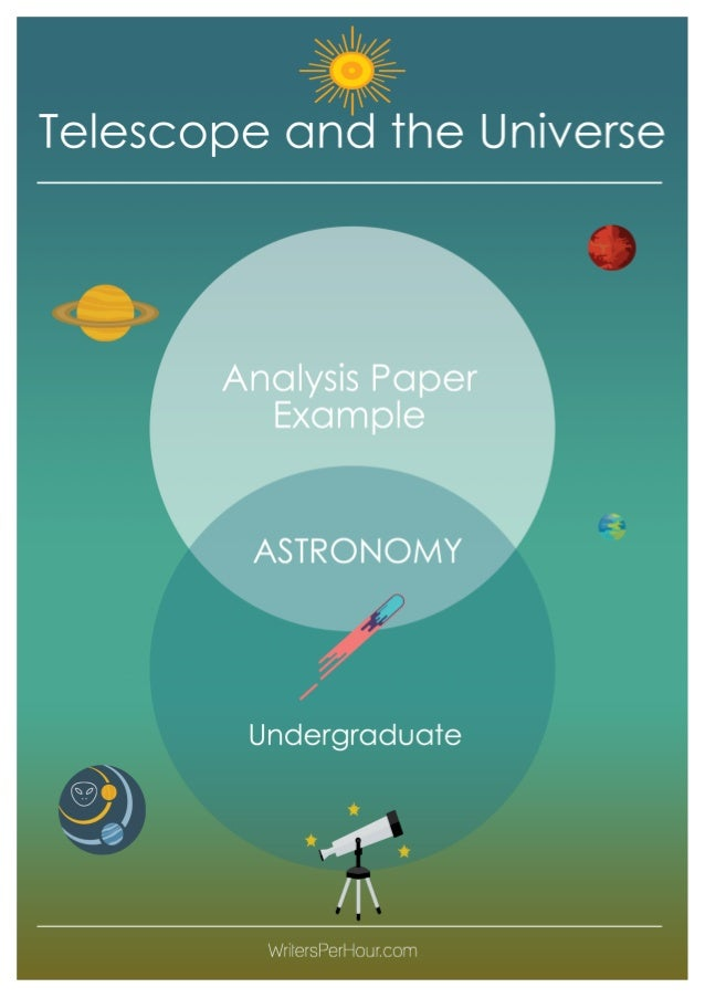 An analysis of astronomers