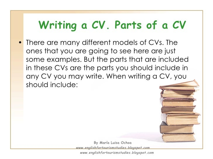 How To Write A CV And Covering Letter