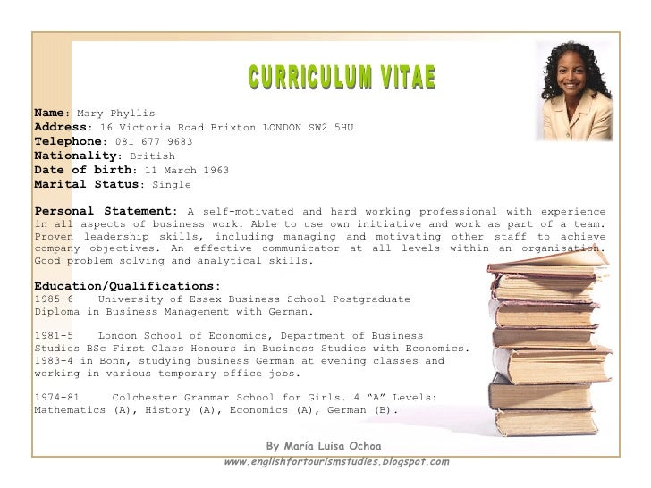 curriculum vitae writing service uk
